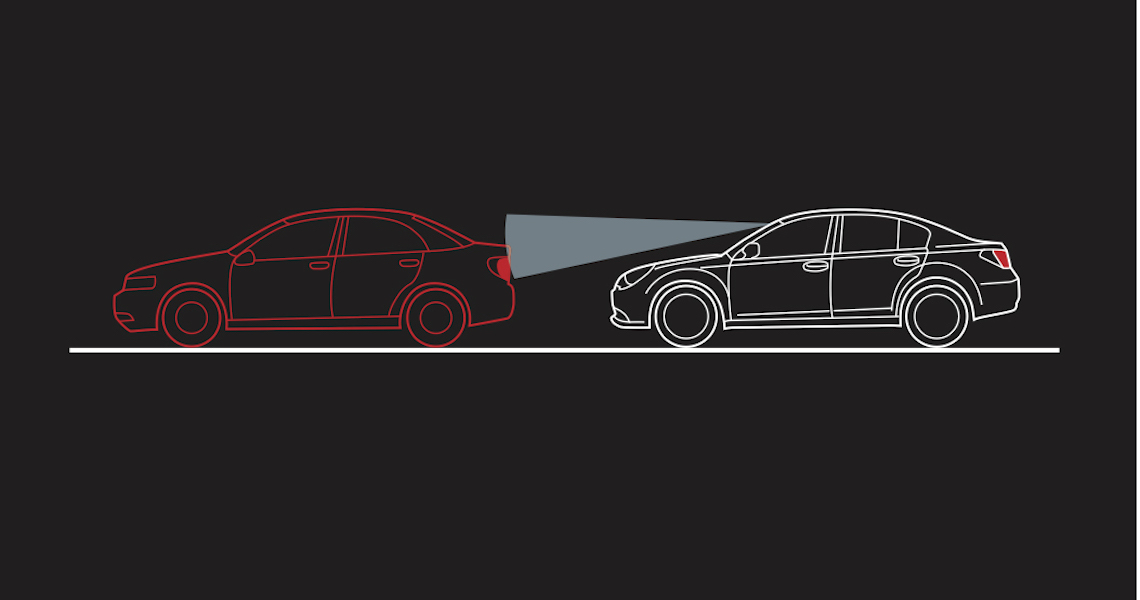 35% Of New Car Owners Will Use The Automatic Braking System In The First 90 Days