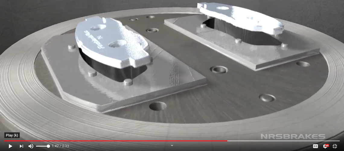 VIDEO: How Is Friction Material Attached To A Brake Backing Plate?